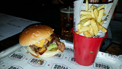 Brunside Burger -