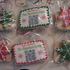 QR Code Holiday Cookies
