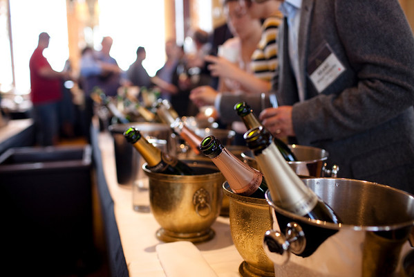 CIVC/Champagne Bureau: Champagne Grand Tasting at the Westin St. Francis Hotel - San Francisco, CA (5.25.11)