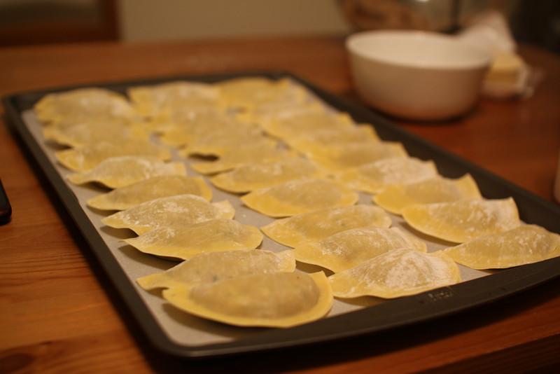 Dumplings × many
