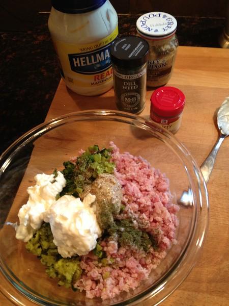 Ham Spread Ingredients
