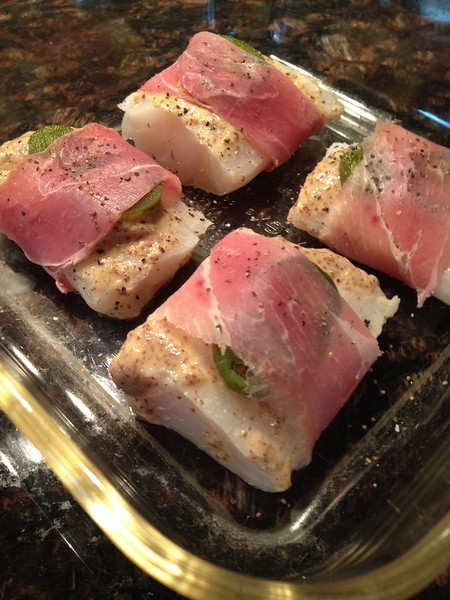PROCIUTTO & JALAPENO WRAPPED COD