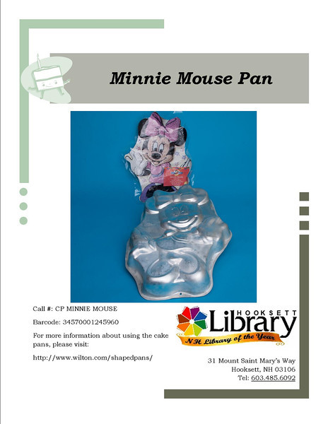 CP MINNIE MOUSE
