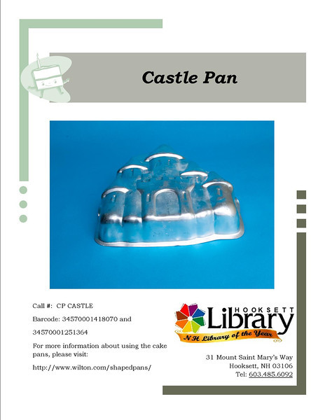 CP CASTLE