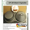 CP 3D GIANT CUPCAKE