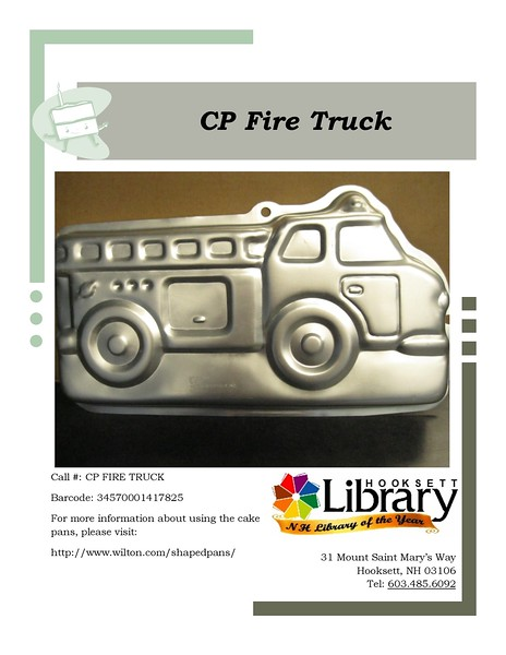 CP FIRE TRUCK