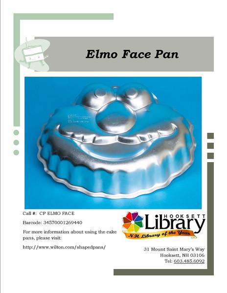 CP ELMO FACE