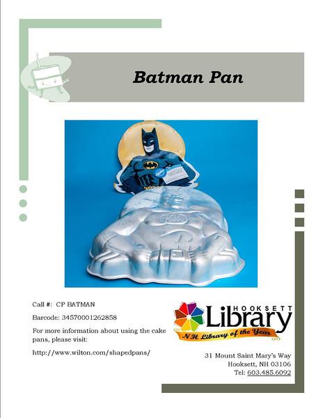 CP BATMAN