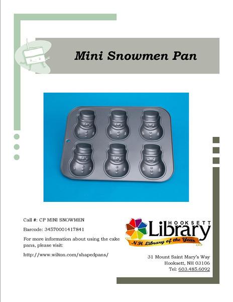 CP MINI SNOWMEN