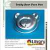CP TEDDY BEAR FACE