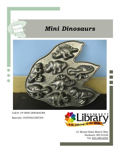 CP Mini Dinosaurs