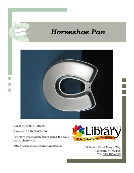 CP HORSESHOE