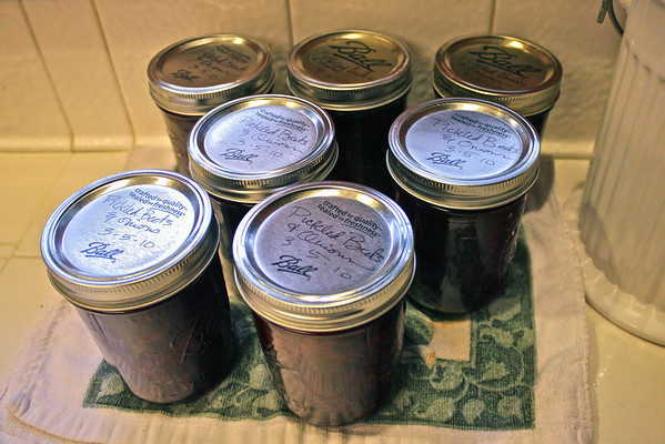 Pickled Beets & Onions