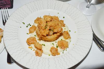 Mama's shrimp salad