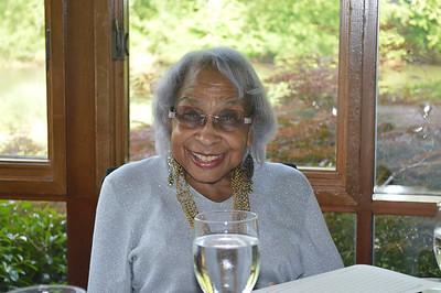 Estelle Miller 88th birthday, 052314