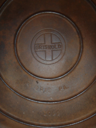 Cast Iron Cooking