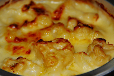 Cauliflower Cheese from Marks & Spencers  25/02/12