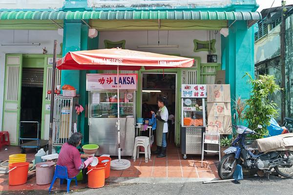 Cendol in Penang