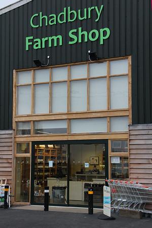 Chadbury Farm Shop - 17 February 2012