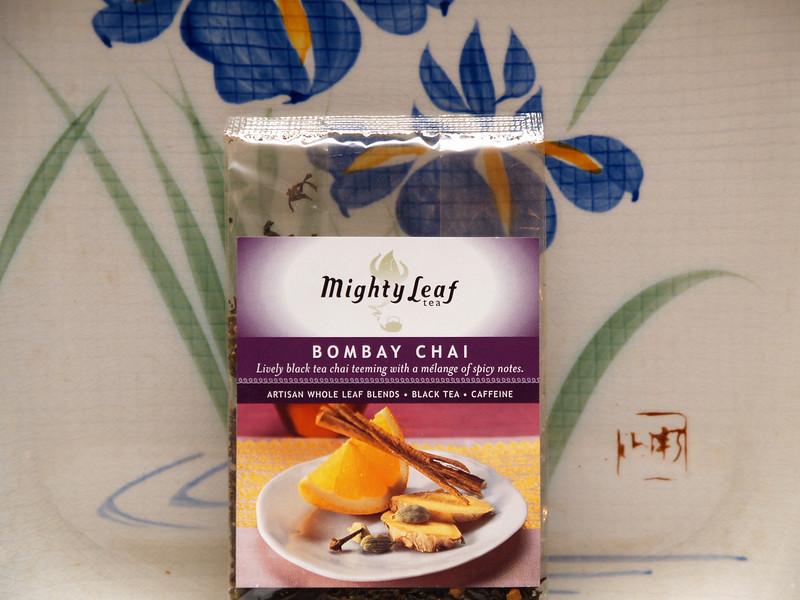 Mighty Leaf Bombay Chai