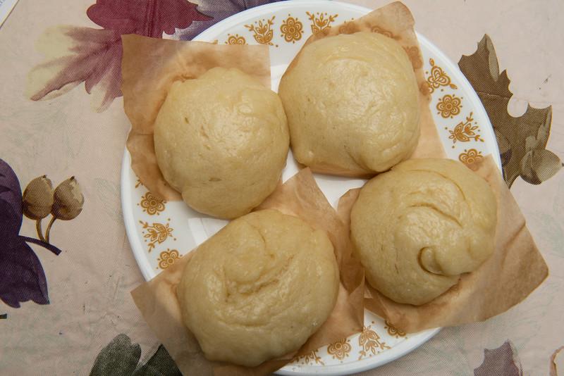 Korean flour + lard