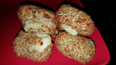 Three Cheese Croquettes