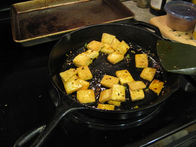 2013-09 Nachos with Tofu