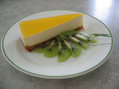 Signature Ultralite Cheesecake - Tropical (mango)