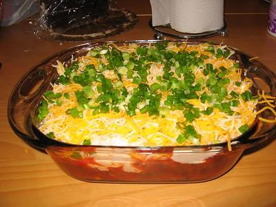 4-Layer Tortilla Dip