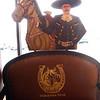 Herradura Vieja Restaurante Mexicano, new Mexican restaurant on Summer Street in Chelmsford. Their symbol is this horse. (SUN/Julia Malakie)