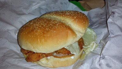 Tendercrisp Chicken Sandwich