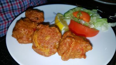 Chicken Pokora