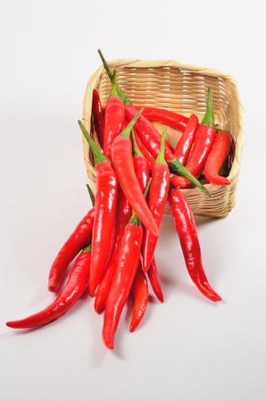 Red Chili Basket