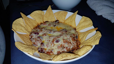 Chilli with cheese and nachos  10/05/20