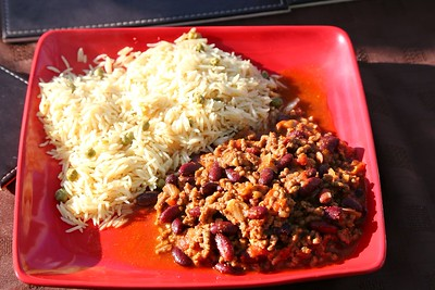 Chilli Con Carne, home made  06/06/15