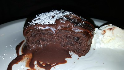 Melt In the Middle Chocolate Pudding