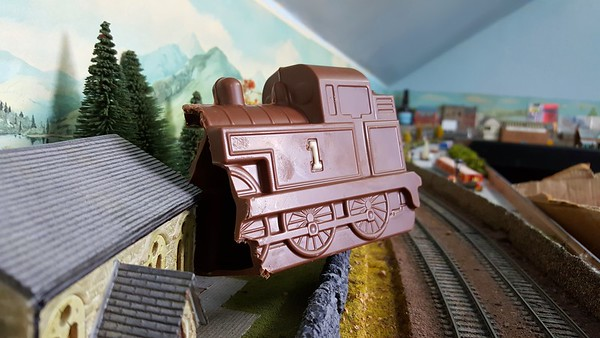 Chocolate Thomas