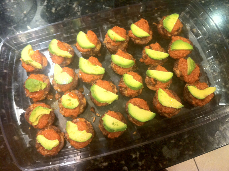 All 24 for my paleo potluck.   (I might have eaten a few and saved some for some friends as well!)