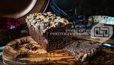 Coffee Cake - Chocolate crumb