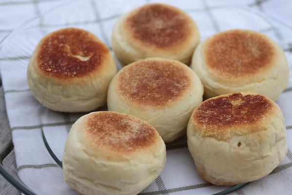 #12 English muffins