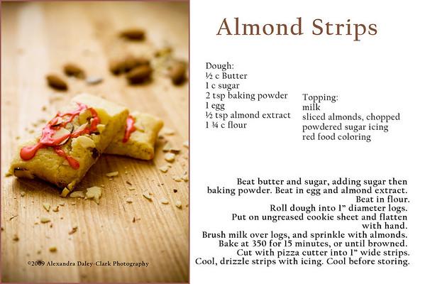 almond strips