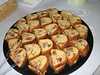 Jewish Apple Cake Platter