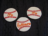 O's Baseball Cookies