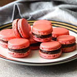 Macarons with a Chocolate Buttercream Filling Recipe