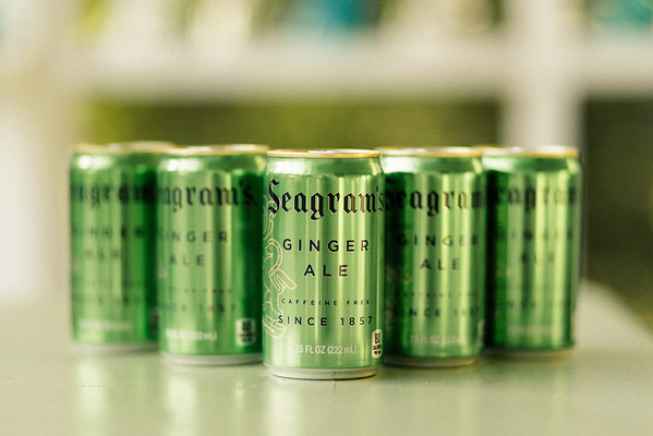 Seagram's Ginger Ale