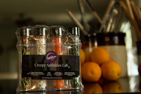 Creepy Sprinkles kit