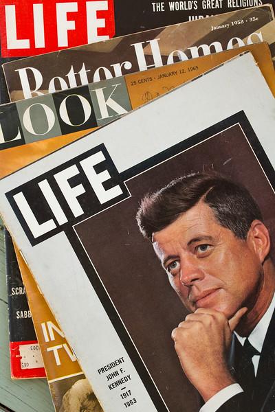 1960's Magazines