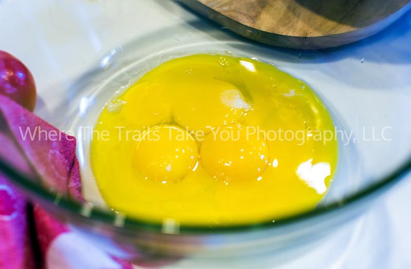 35  Eggs For The Brulee Custard