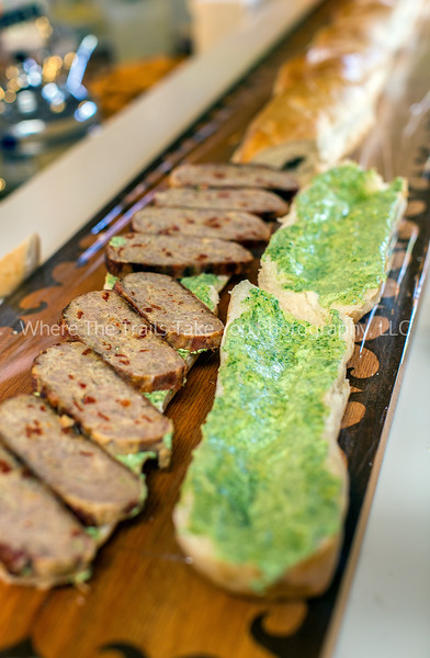 14  Pancetta-Wrapped Turkey Meatloaf Sandwich with Arugula Mayo