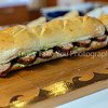 17  Pancetta-Wrapped Turkey Meatloaf Sandwich with Arugula Mayo